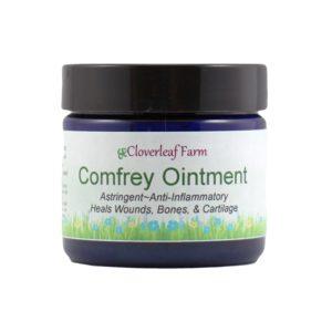 Organic Comfrey ointment